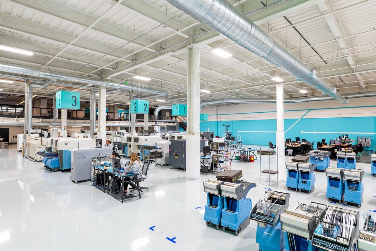 An Inside Look At An IIoT Powered Smart Factory