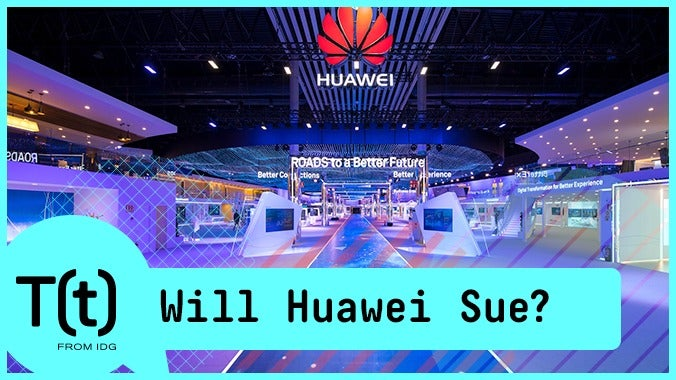 Huawei's possible lawsuit, ransomware readiness, old malware resurfaces  | TECH(feed)