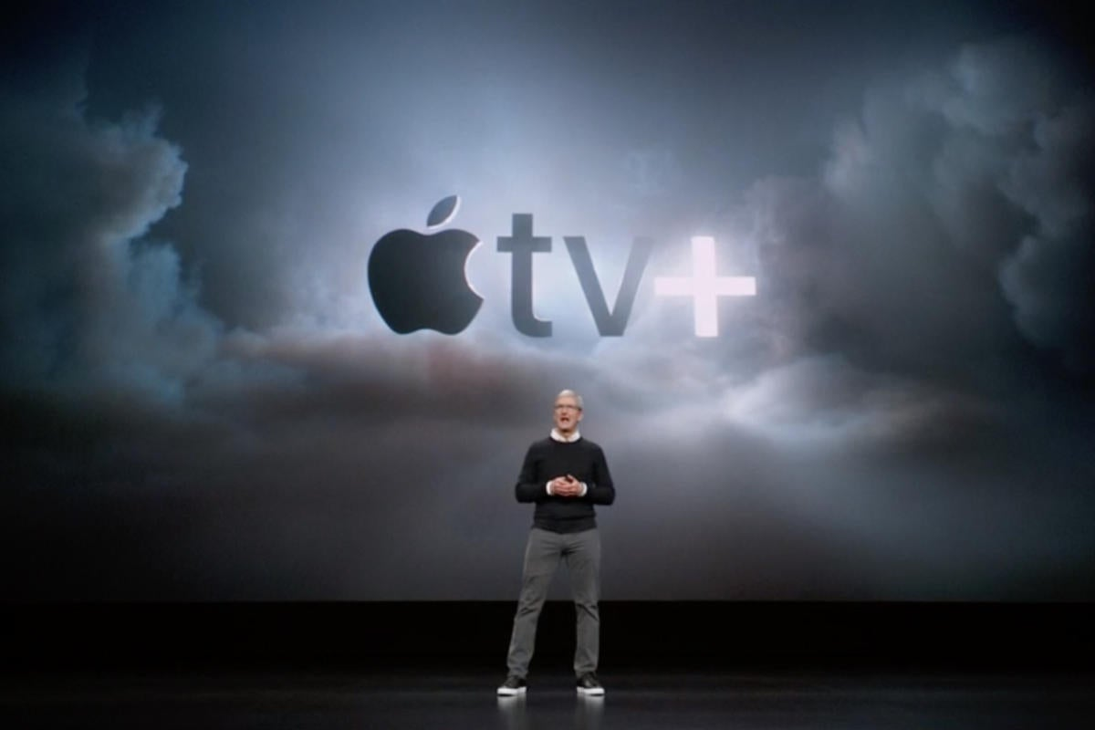 tim cook apple tv
