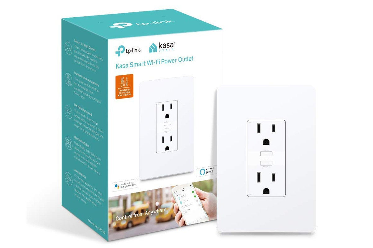 TP-Link Kasa Smart Wi-Fi Power Outlet review: The Kasa Smart