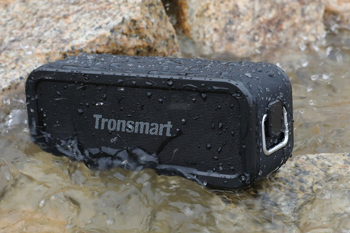 81824900f Tronsmart Element Force review: This small and inexpensive Bluetooth ...