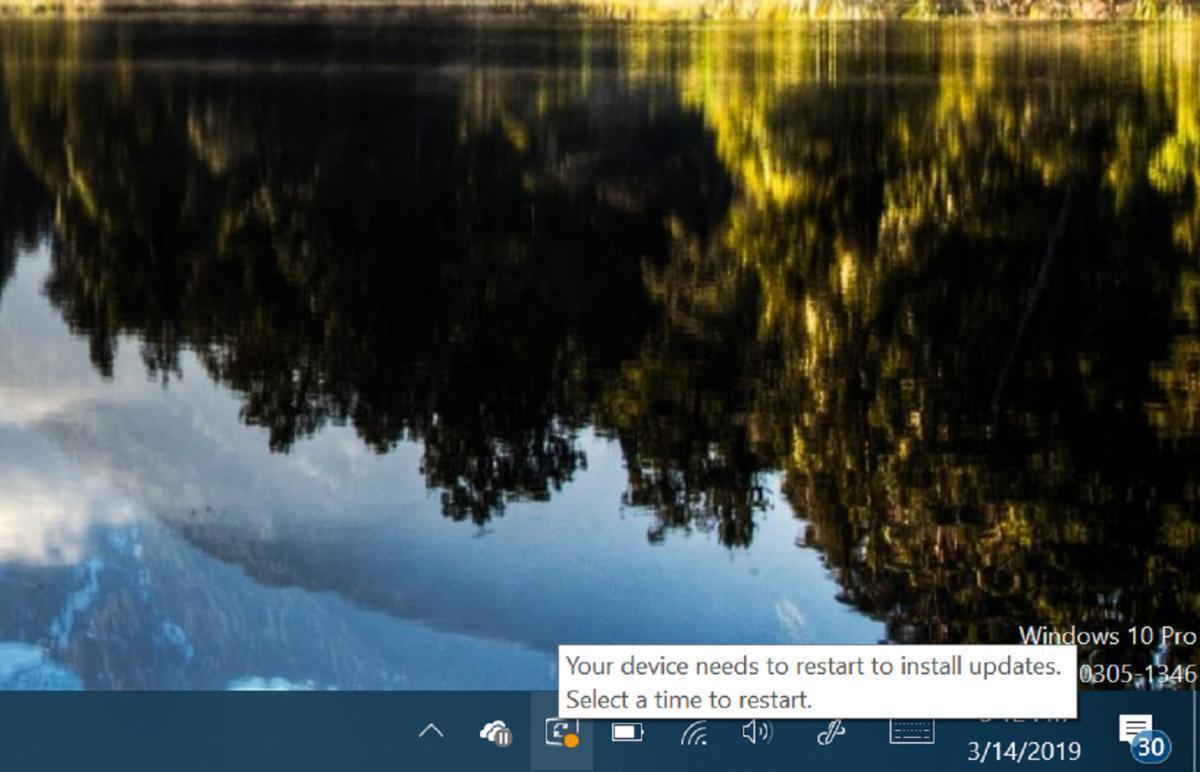 Windows 10 April 2019 Update Windows Update update icon 2 large
