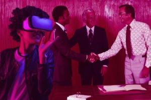 Inside Apple's 'Bionic Virtual Meeting Room'