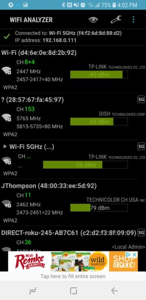 hacking devices on wifi network