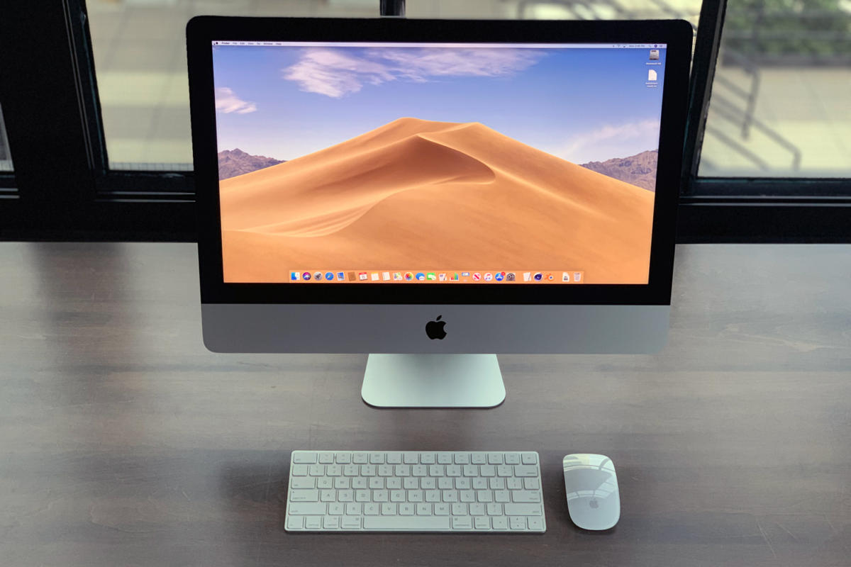 Imac 21: 21.5-inch 3.0GHz 6-core Core I5 IMac (2019) Review: New