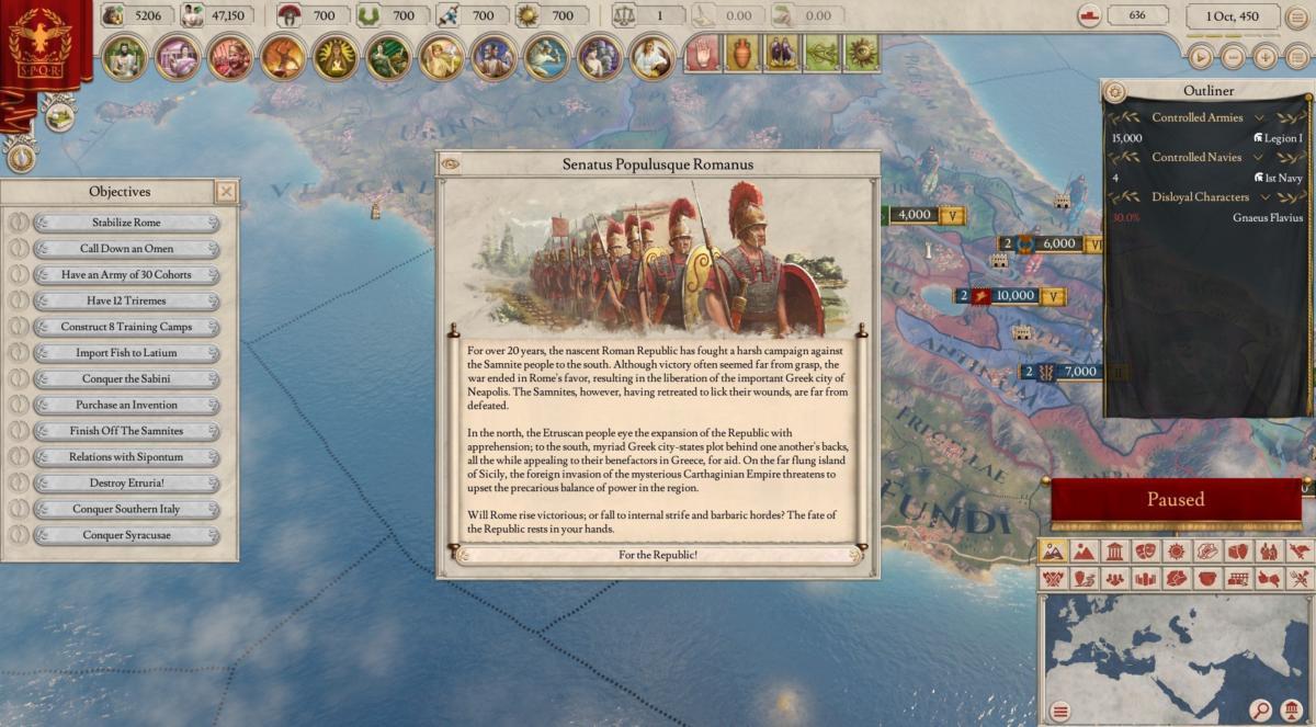 Imperator: Rome review: I conquered, I conquered, I