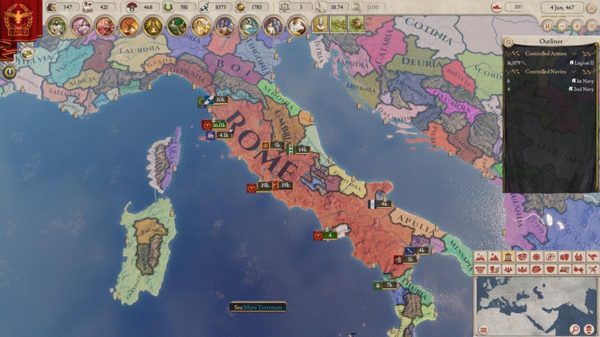 Imperator: Rome review: I conquered, I conquered, I conquered | PCWorld