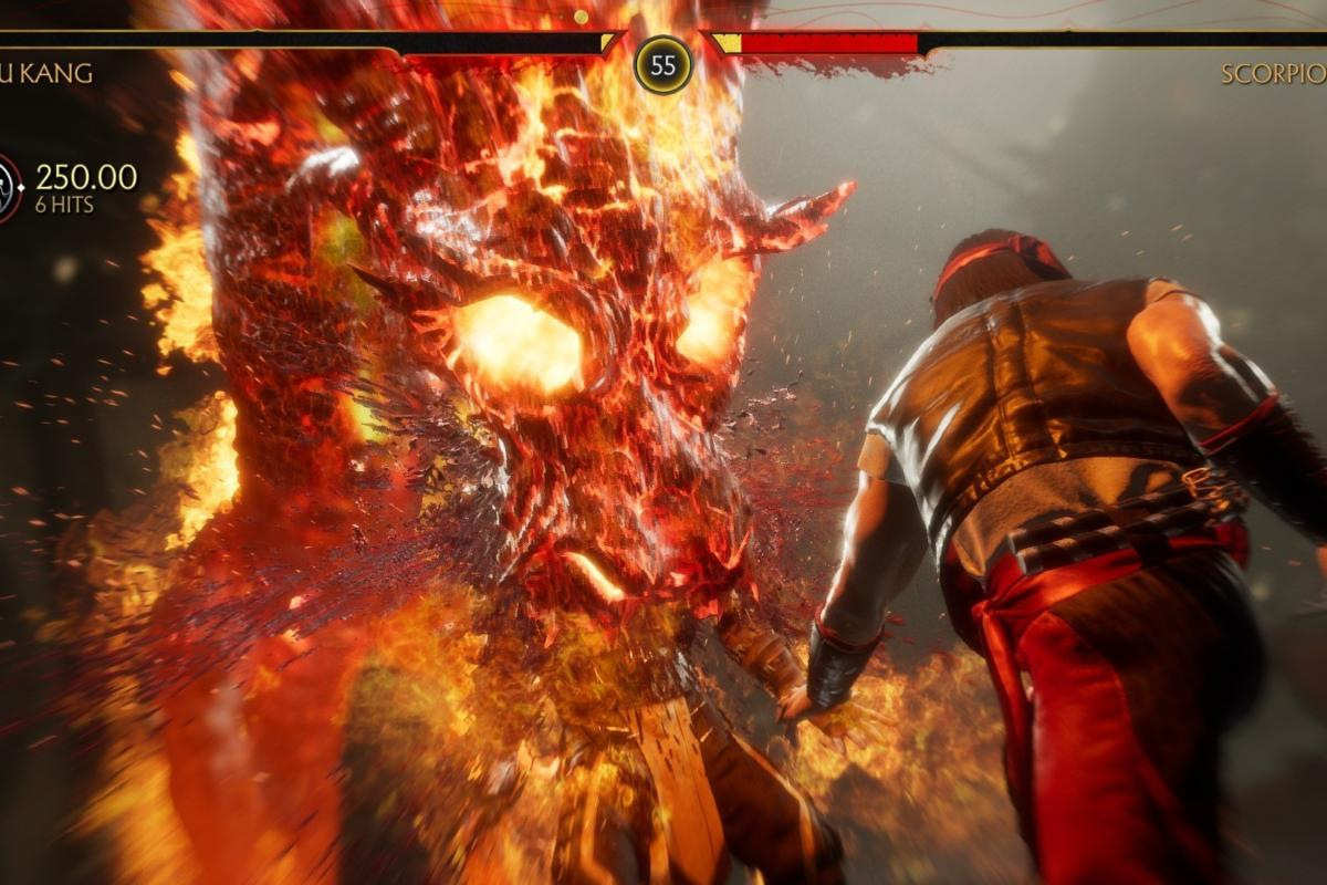 Mortal Kombat 11 Review Great Fighting Bad Port Ugly