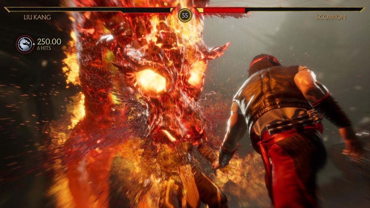 Mortal Kombat 11 review: Great fighting, bad port, ugly