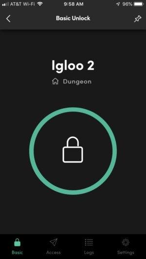 Igloohome app