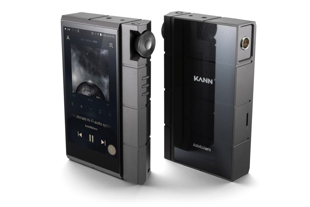 Astell&Kern KANN Cube high-res digital audio player review