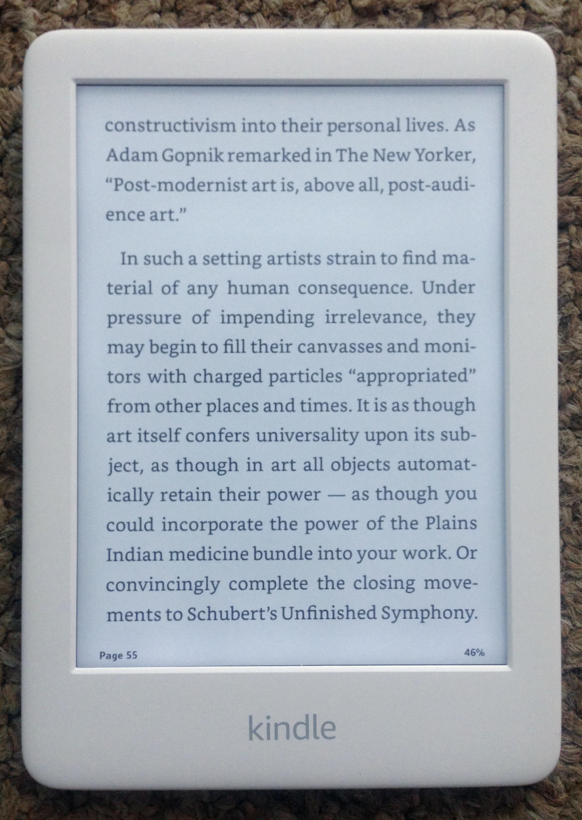 all new kindle front