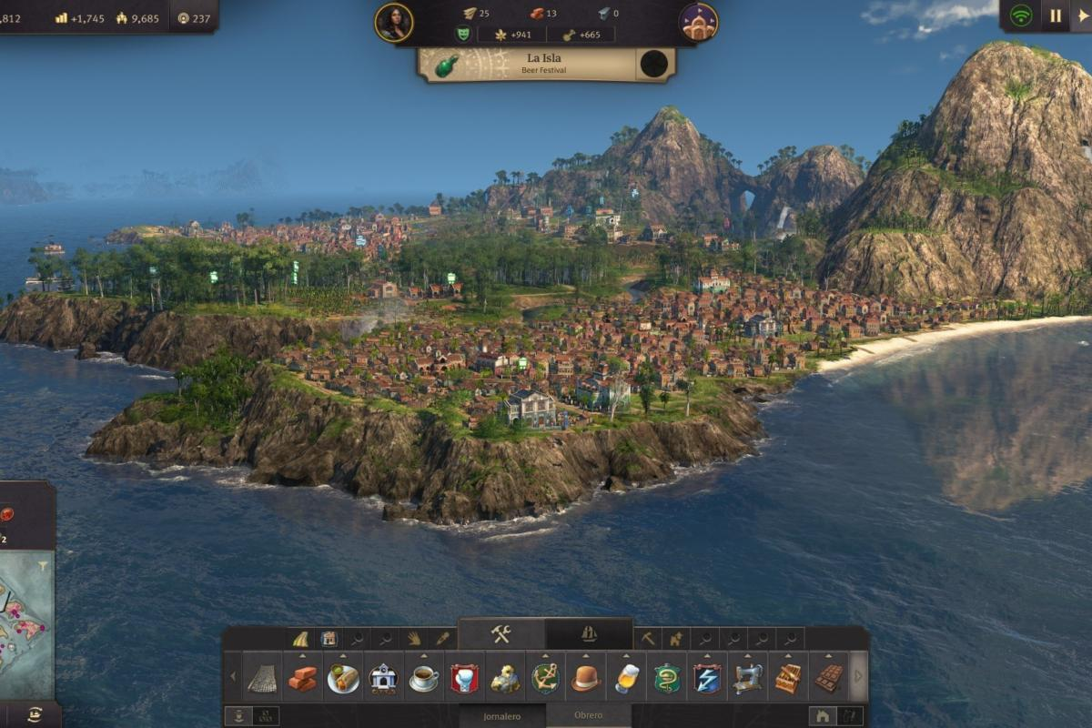 Anno 1800 review: An Industrial Revolution but not a design