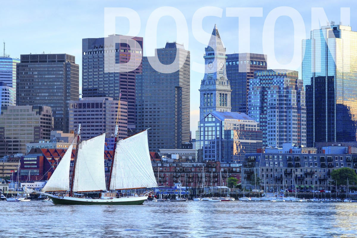boston massachusetts skyline boston commons by denistangneyjr getty