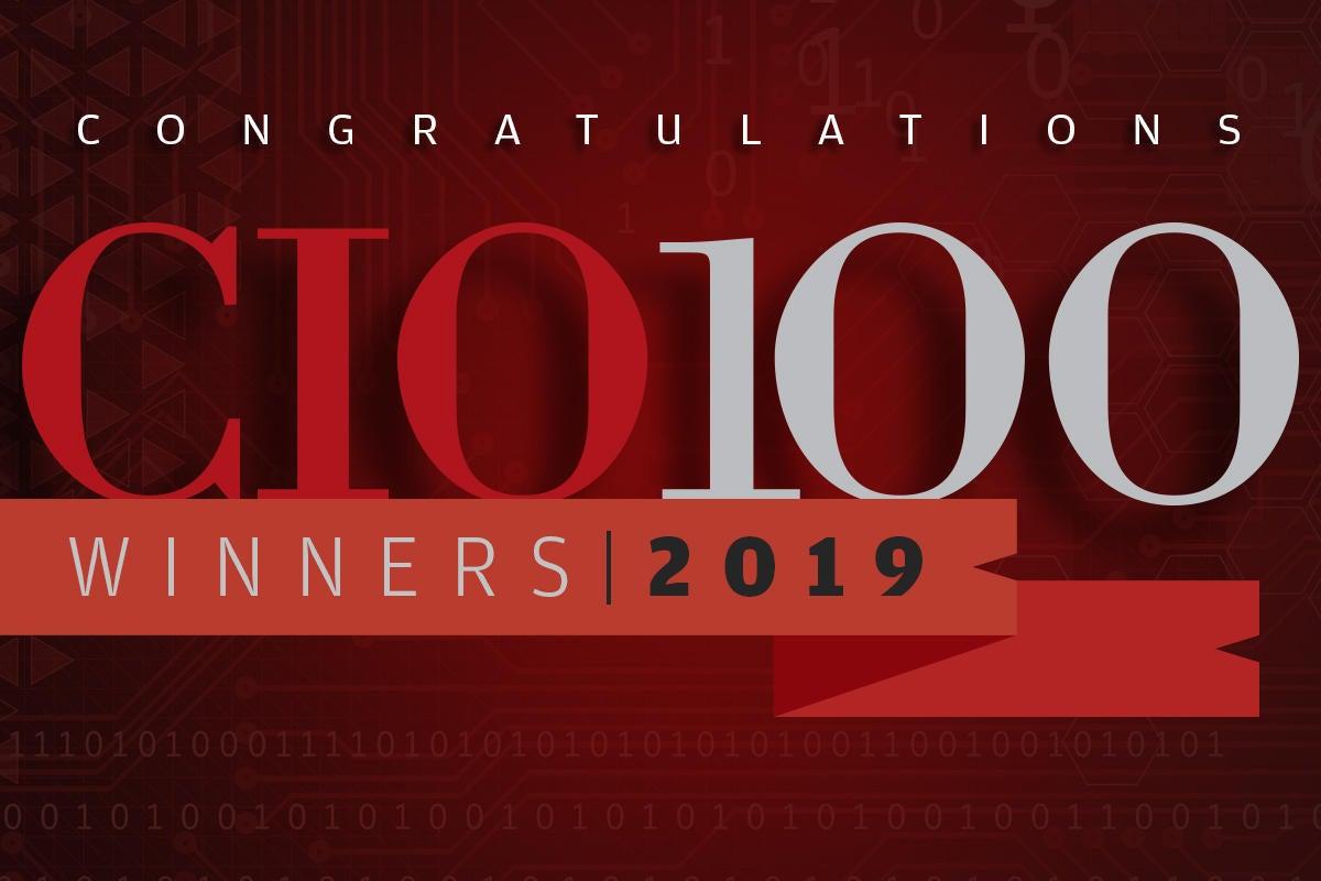 cio 100 winner