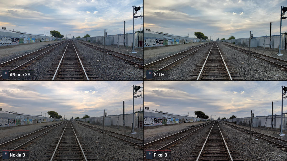 Samsung Galaxy S10 Camera Test Vs Iphone Xs Pixel 3 And