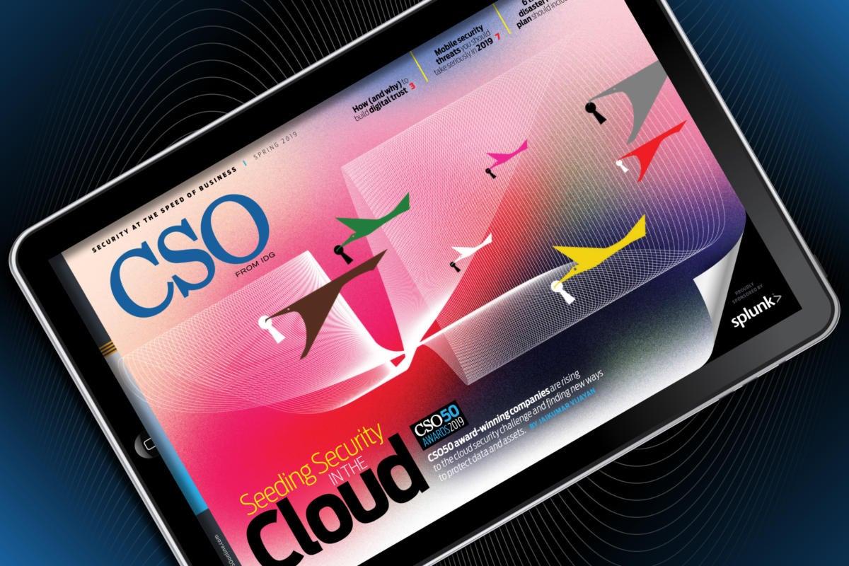 CSO Digital Magazine, Spring 2019