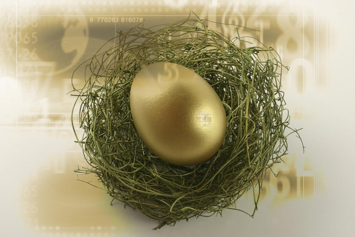 golden egg nest retirement numbers savings precious business value growth
