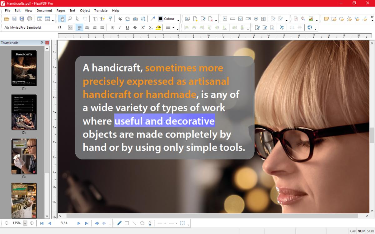 FlexiPDF 2019 review: Acrobat alternative adopts user