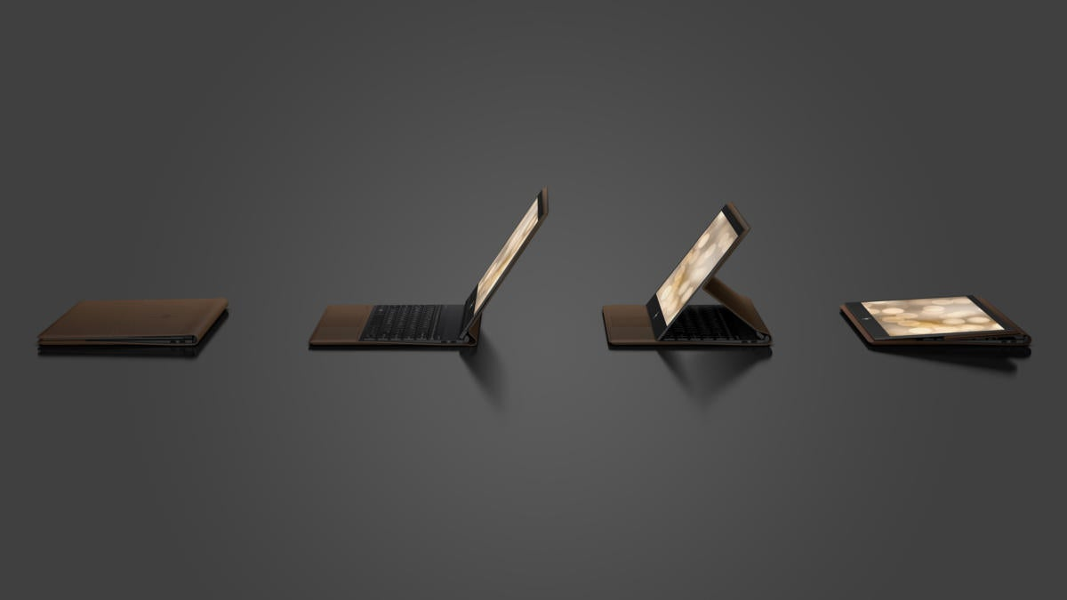 hp spectre folio 4 positions