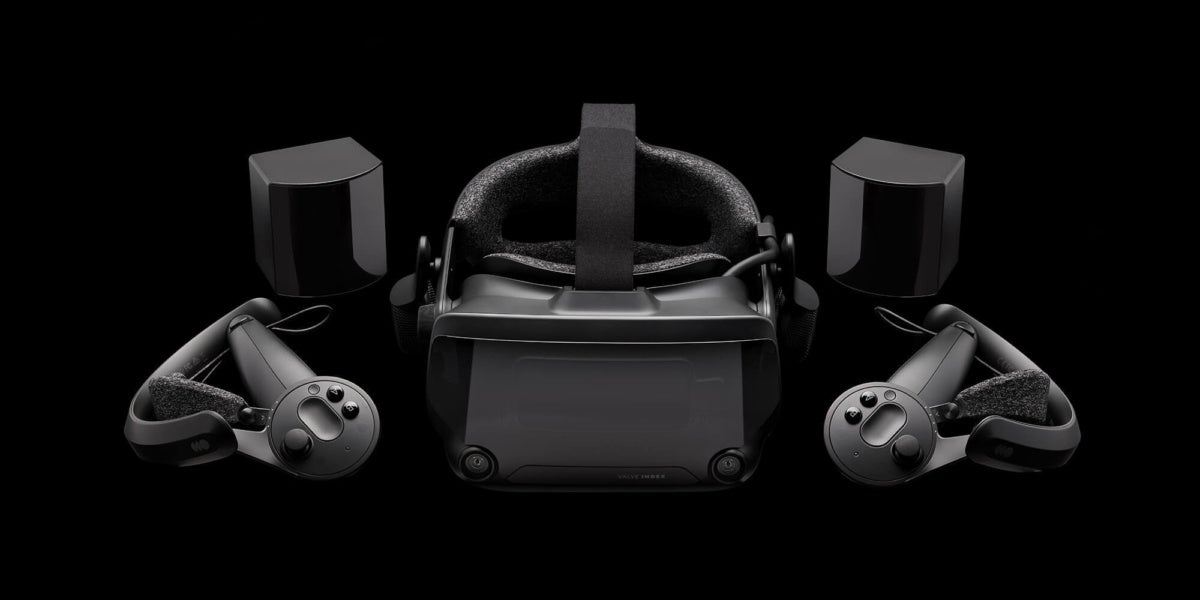 Valve's $999 Index VR headset promises 'high-fidelity