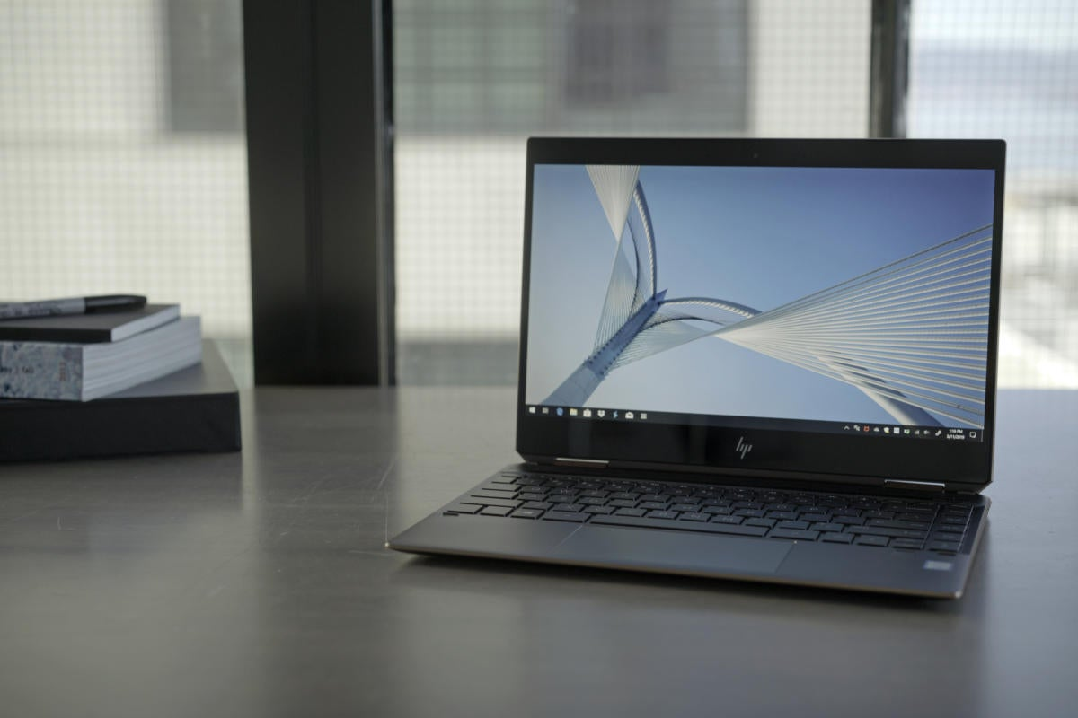 HP Spectre x360 13 2019 review: This laptop gets stupidly