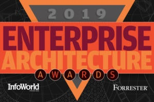 Nominate yourself for the 2019 Enterprise Architecture Awards