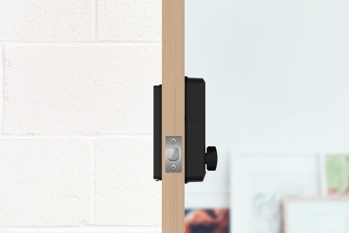 Igloohome smart lock profile