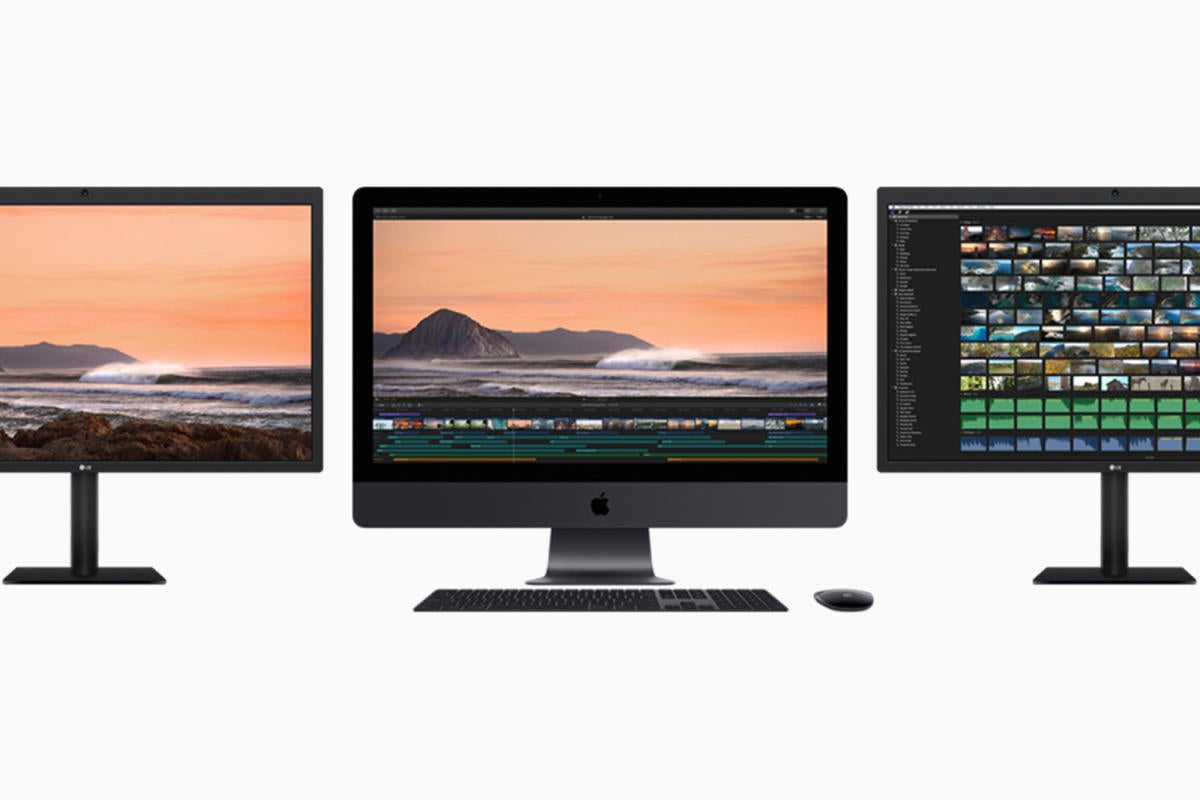 imacpro external displays