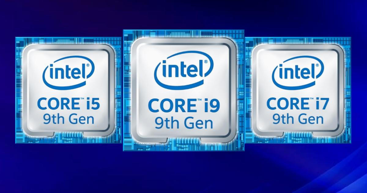 Phenomenal Intel 9Th Gen Vs 8Th Gen Core Mobile Cpu Which You Should Interior Design Ideas Tzicisoteloinfo