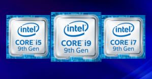 intel 9th gen logo