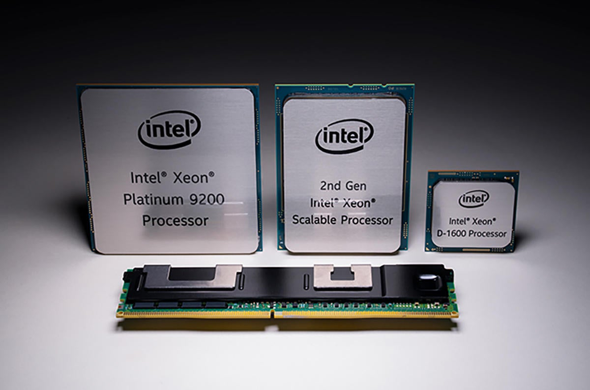 Intel Xeon Scalable Processors for servers
