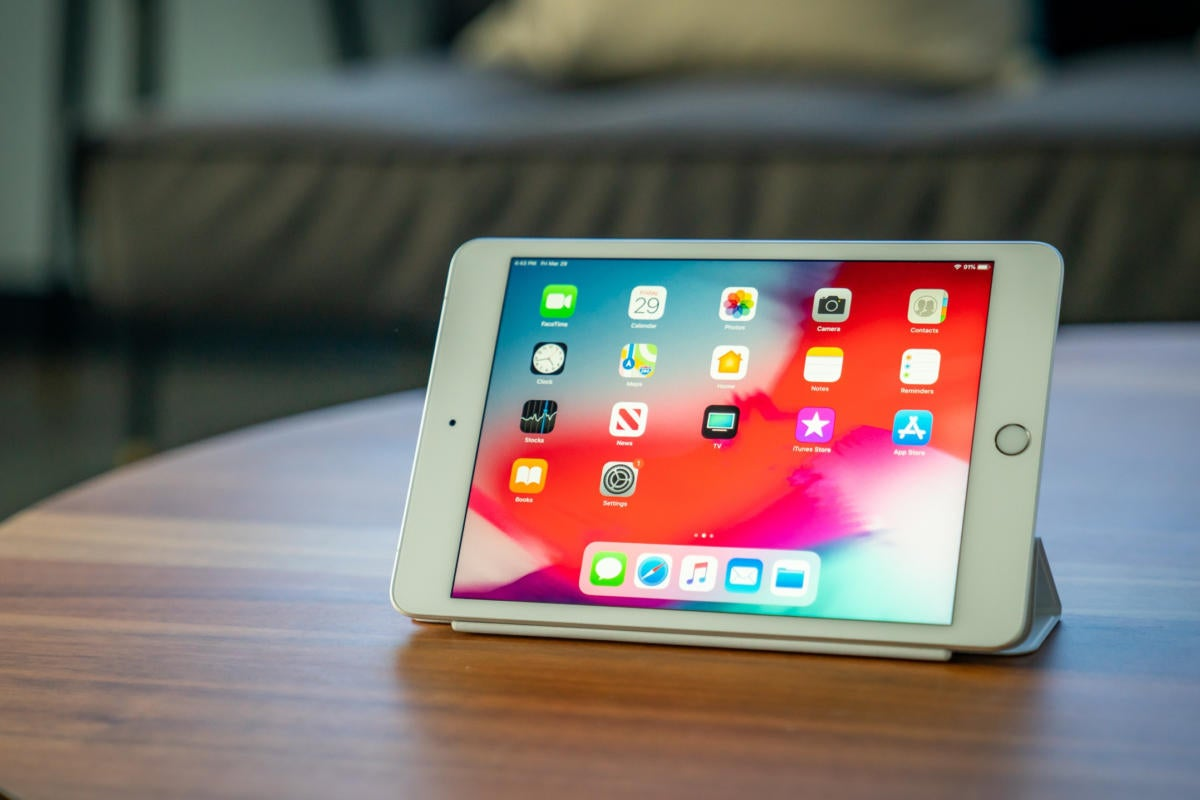 iPad mini (2019) review: Petite, portable power | Macworld