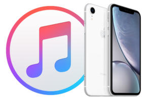 itunes 12 iphone xr