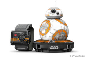 jlol sp ed bb 8 sphero force band