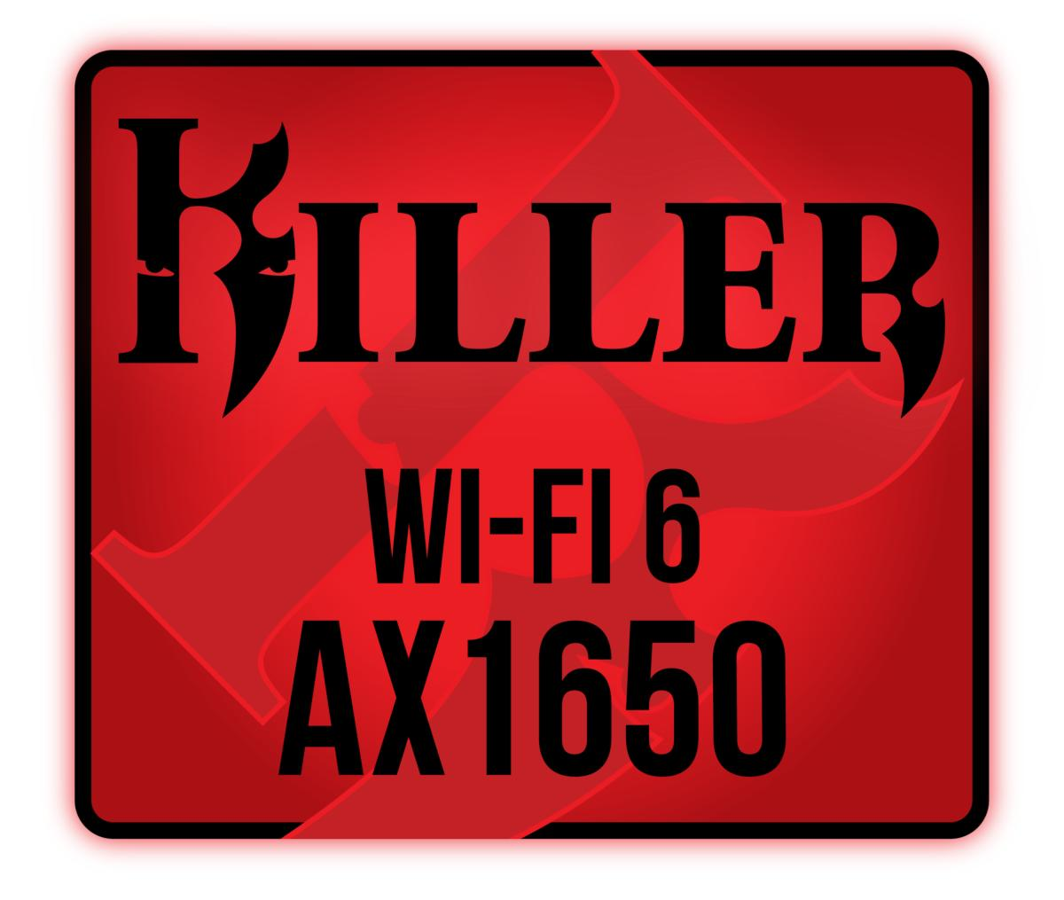killer wfi6 ax1650