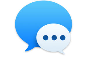 macos messsages icon