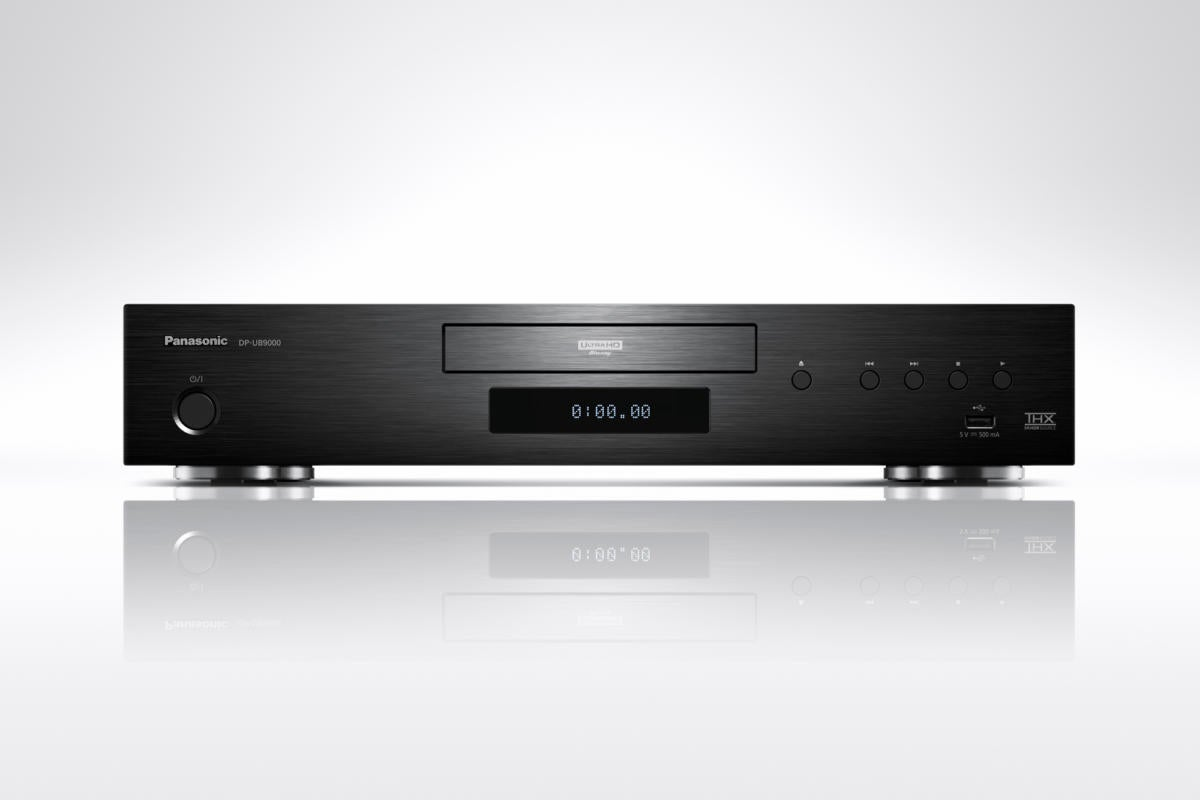 Panasonic DP-UB9000 Ultra HD Blu-ray player review: Here's