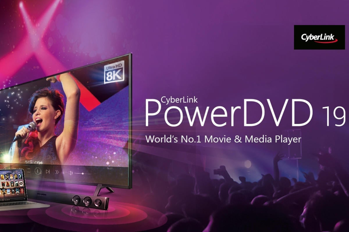 PowerDVD 19 review: 8K UHD playback and 4K UHD TrueTheater