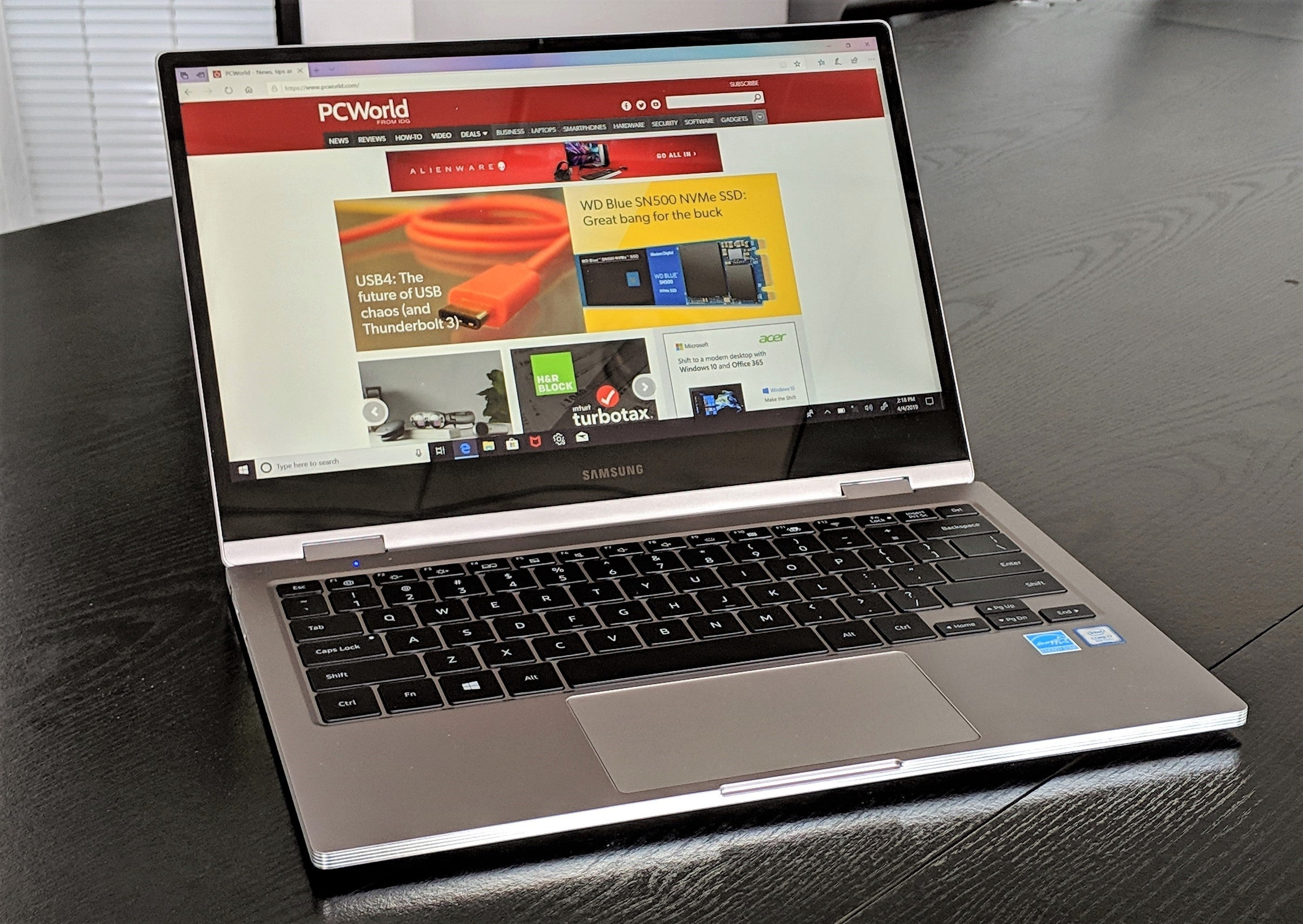 Samsung Notebook 9 Pro (2019) review: Good value and sleek