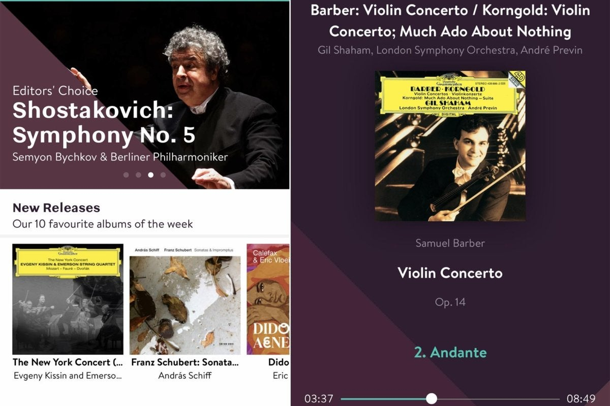Primephonic app review: The unrivaled classical music streaming