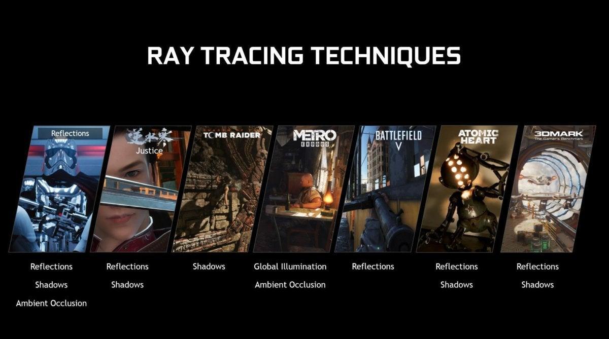 RTX on GTX: Nvidia's latest driver unlocks ray tracing on GeForce