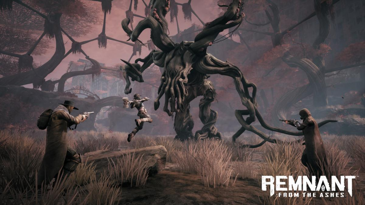 Remnant >> Remnant From The Ashes And The Search For The Infinitely Replayable
