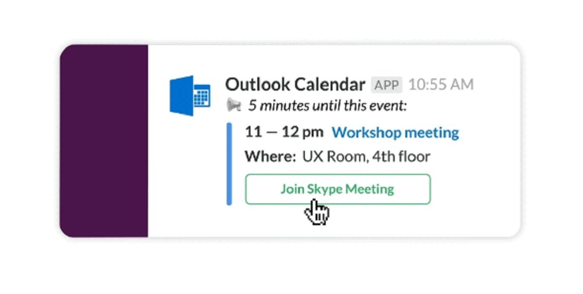 Slack now integrates with Office 365, pushing Office docs