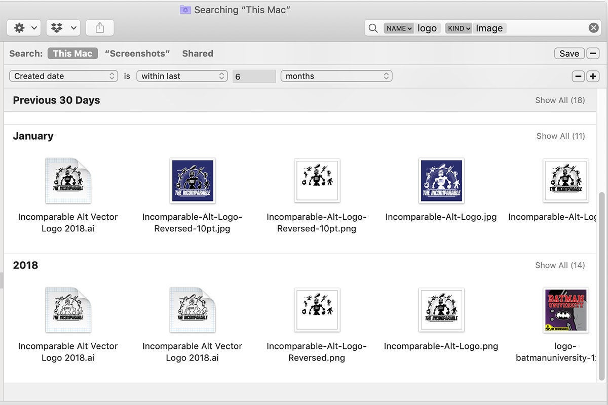 Spotlight: Don't take your Mac's powerful search engine for granted