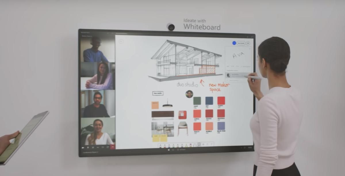 Microsoft launches its Surface Hub 2S collaborative PC for $9,000