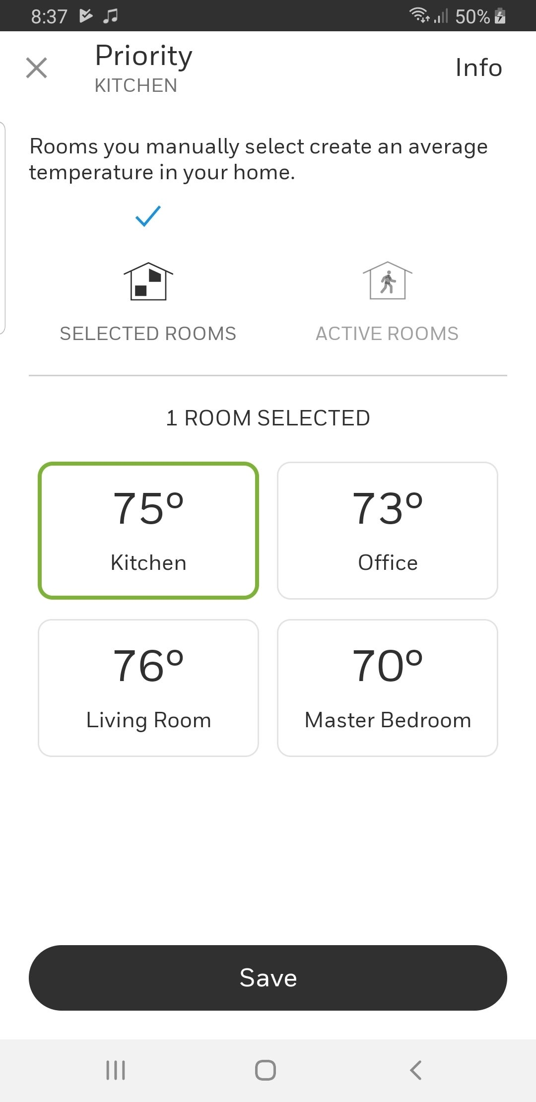 Honeywell Home T9 Smart Thermostat Review Remote Sensors
