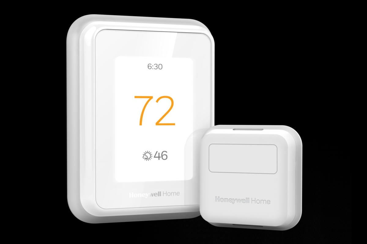 Honeywell Home T9 Smart Thermostat Review Remote Sensors Are The Star Attraction Here Techhive