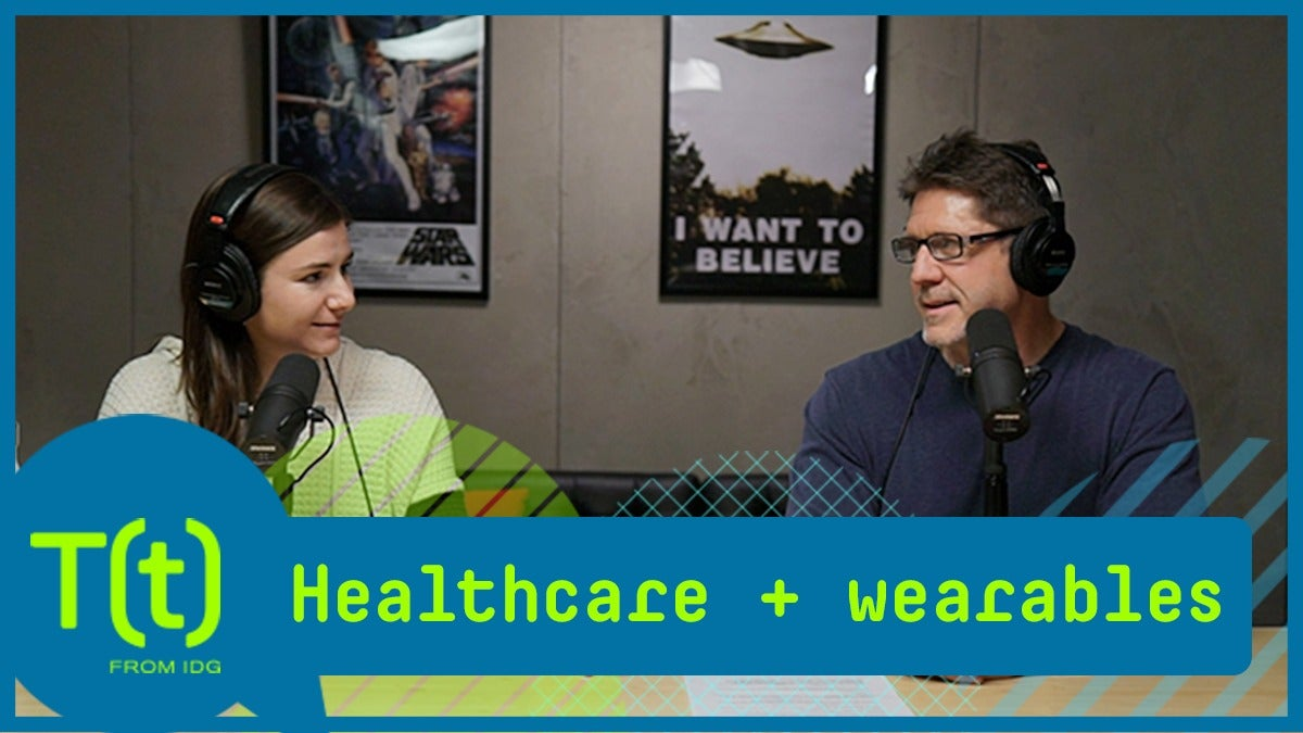 How wearables can improve healthcare | TECH(talk)