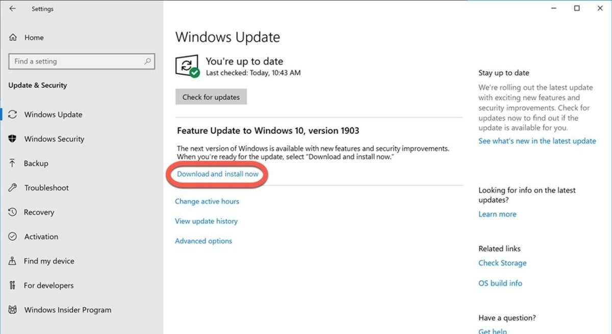 Review: Windows 10 May 2019 Update unleashes a spring